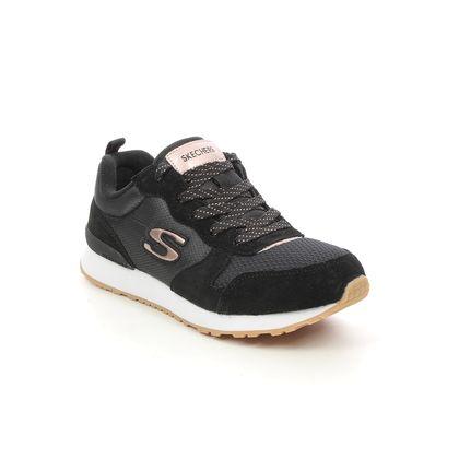 Skechers Girls Trainers - Black - 310570L RETROSPECT OG