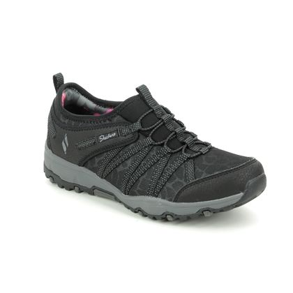 Skechers Trainers - Black - 158049 SEAGER HIKER