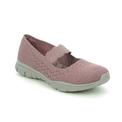 Skechers Mary Jane Shoes - ROSE  - 49622 SEAGER POWER