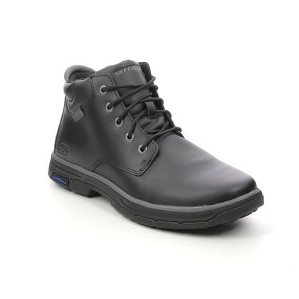 Skechers Chukka Boots - Black - 204394 SEGMENT 2.0 RELAXED