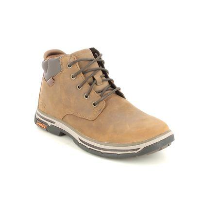 Skechers Chukka Boots - Brown - 204394 SEGMENT 2.0 RELAXED