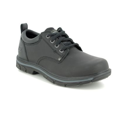 Skechers Casual Shoes - Black - 64260 SEGMENT RILAR RELAXED FIT