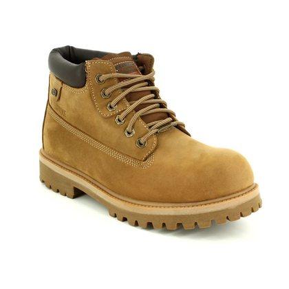 Skechers Boots - Brown - 04442 SERGEANTS VERDICT