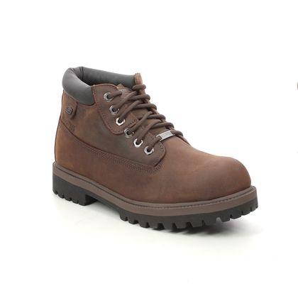 Skechers Boots - Brown - 4442 SERGEANTS