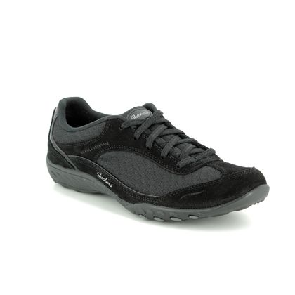 Skechers Trainers - Black - 23031 SIMPLY SINCERE