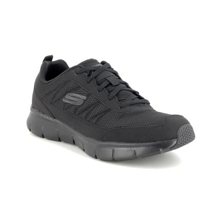 Skechers Trainers - Black - 52584 SYNERGY 3.0