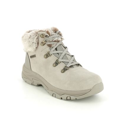 Skechers Ankle Boots - Taupe - 167178 TREGO TEX