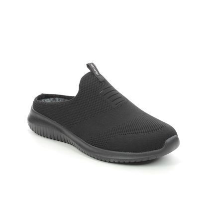 Skechers Slippers & Mules - Black - 149034 ULTRA FLEX MULE