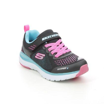 Skechers Girls Trainers - Black - 302393L ULTRA HYDRO TEX