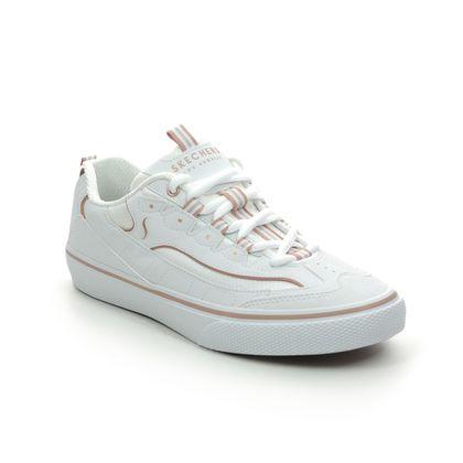 Skechers Trainers - White - 74155 VLITES STREET