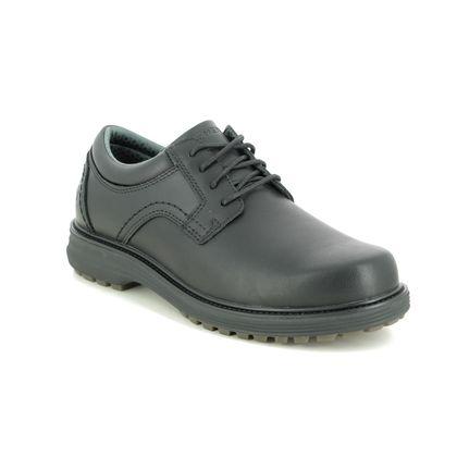 Skechers Smart Shoes - Black - 204265 WENSON MONTEL