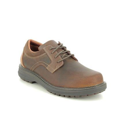 Skechers Smart Shoes - Brown - 204265 WENSON MONTEL