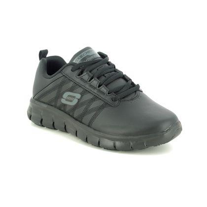 Skechers Trainers - Black - 76576EC WORK SURE ERATH