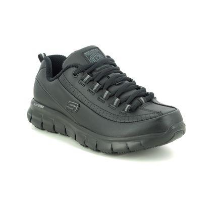 Skechers Trainers - Black - 76550EC WORK SURE TRIC