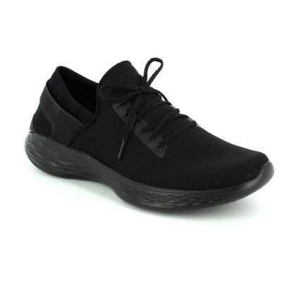 Skechers Trainers - Black - 14950 YOU INSPIRE
