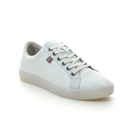 Softinos Trainers - WHITE LEATHER - P900585/003 SURY