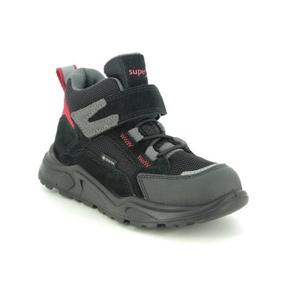 Superfit Boys Boots - Black-red combi - 1009325/0000 BLIZZARD GTX