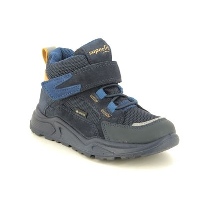 Superfit Boys Boots - Navy - 1009325/8000 BLIZZARD GTX