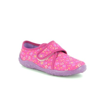 Superfit Girls Shoes - Pink - 00286/55 BONNY STARS