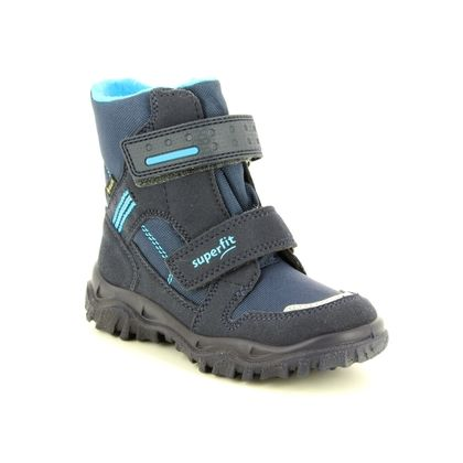 Superfit Infant Boys Boots - Navy - 09044/80 HUSKY INF GORE