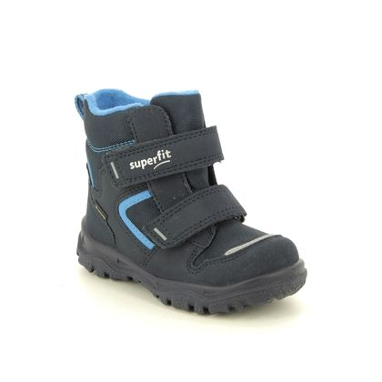 Superfit Infant Boys Boots - Navy - 1000047/8000 HUSKY INF GTX