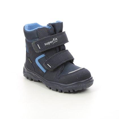 Superfit Infant Boys Boots - Navy - 1000047/8000 HUSKY INF GTX