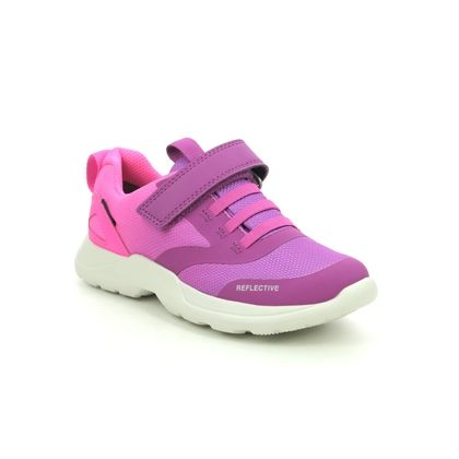 Superfit Girls Trainers - Pink - 1009209/5500 RUSH JNR G GTX