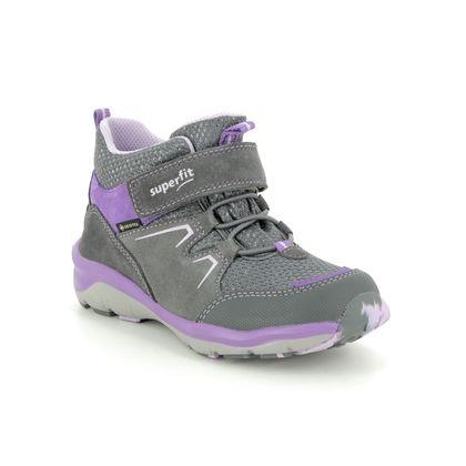 Superfit Girls Boots - Grey - 09243/21 SPORT5 GORE TEX