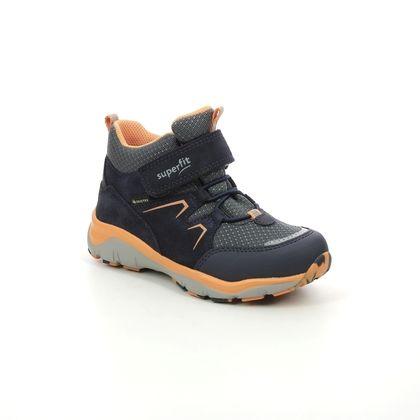 Superfit Boys Boots - Navy - 1000243/8020 SPORT5 GORE TEX