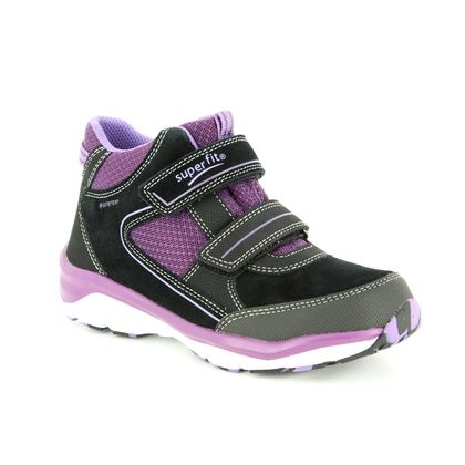 Superfit Girls Boots - Black - 09239/02 SPORT5 GTX GIRL