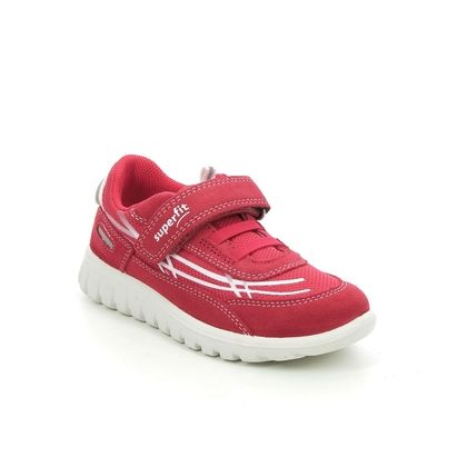 Superfit Boys Trainers - Red - 06192/50 SPORT7 MINI 2.0