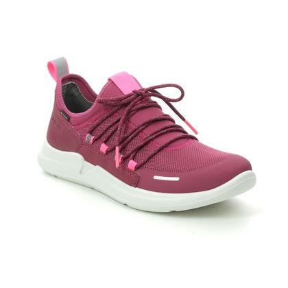 Superfit Girls Trainers - Raspberry pink - 09390/50 THUNDER GTX