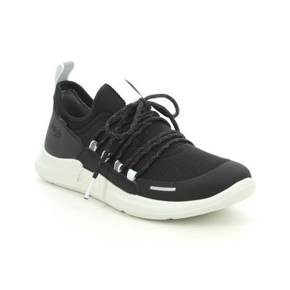 Superfit Girls Trainers - Black white - 1609390/0010 THUNDER GTX