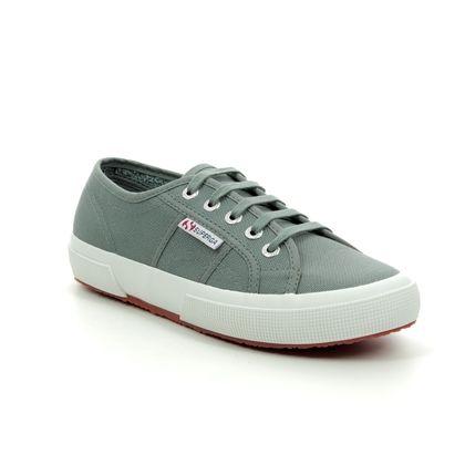 Superga Trainers - Grey - 2750 COTU Grey Sage S000010