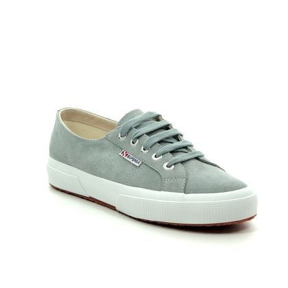 Superga Trainers - Grey Suede - S003SR0/506 2750 SUEU