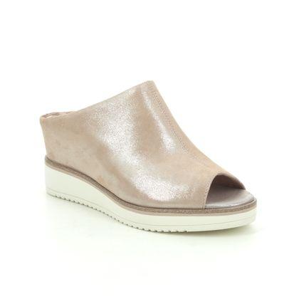 Tamaris Wedge Sandals - ROSE  - 27200/26/599 ALIS