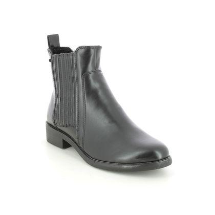 Tamaris Chelsea Boots - Black - 25453/27/020 BAEYCHEL
