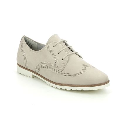 Tamaris Brogues - Beige - 23210/26/204 CAREEN