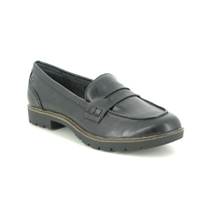 Tamaris Loafers and Moccasins - Black - 24600/25/020 CRISSY 85