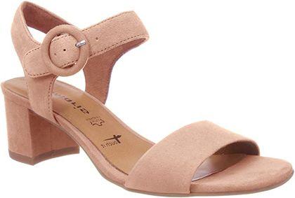 Tamaris Heeled Sandals - Light pink - 28324/24/602 DESIE