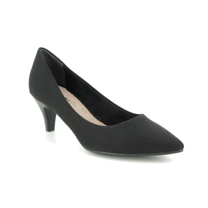 Tamaris Court Shoes - Black - 22415/24/001 FATSA 01