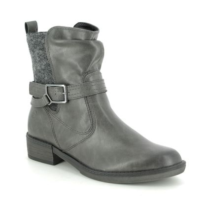 Tamaris Boots - Ankle - Dark Grey - 25411/23/214 HAYDENBUCK
