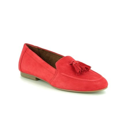 Tamaris Loafers and Moccasins - Red - 24206/22/686 ILENA
