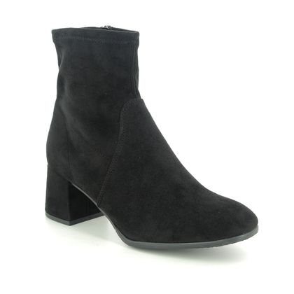 Tamaris Heeled Boots - Black - 25061/25/001 NADDA
