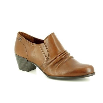 Tamaris Shoe Boots - Tan Leather - 24408/21/305 OCIMUM