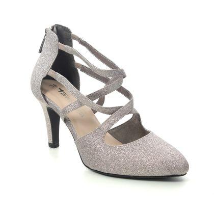 Tamaris Heeled Shoes - Gold - 24473/25/961 TAIMIE