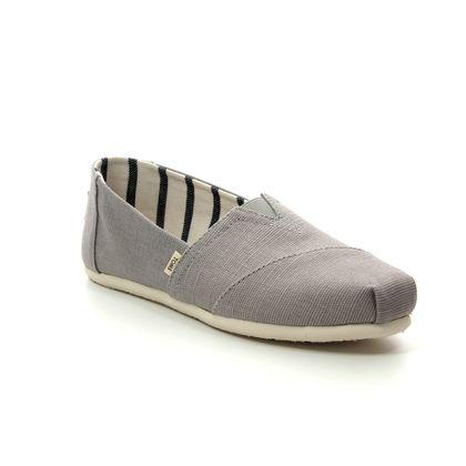 Toms Espadrilles - Light Grey - 10011665/04 CLASSIC VENICE