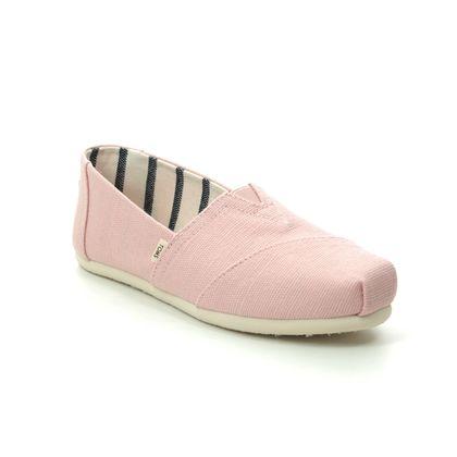 Toms Espadrilles - Pink - 10015250/60 CLASSIC VENICE