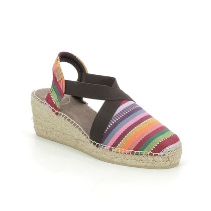 Toni Pons Espadrilles - Multi Coloured - 2024/00 TARBES