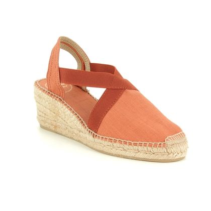 Toni Pons Espadrilles - Orange - 9106/89 TER